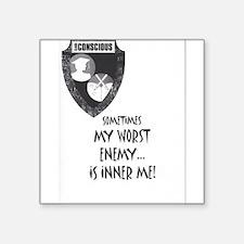 My Worst Enemy Sticker