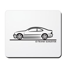Mercedes CLK Mousepad