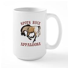 More Spots Rock Shirt Mug