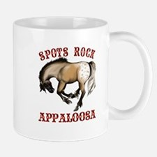 More Spots Rock Shirt Mug