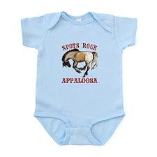 More Spots Rock Shirt Infant Bodysuit