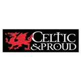 Celtic stickers Stickers