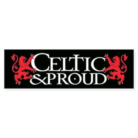 C&P Scots Sticker (Bumper)