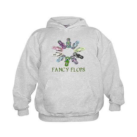 Fancy Flops Kids Hoodie