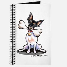 Rat Terrier Bone Journal