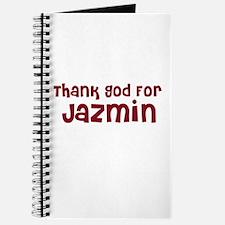 Thank God For Jazmin Journal