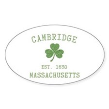 Cambridge MA Decal