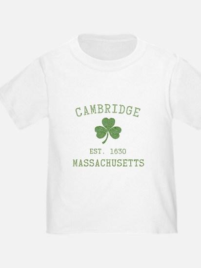 Cambridge MA T
