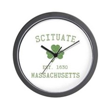 Scituate MA Wall Clock