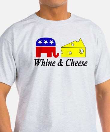 Whine and Cheese T-Shirt