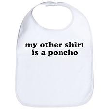 poncho Bib