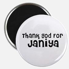 Thank God For Janiya Magnet
