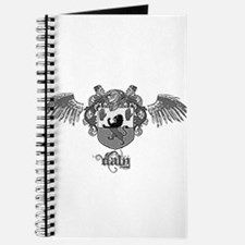 Cute Daly family crest Journal