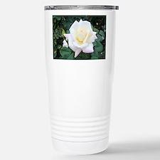 Rose Stainless Steel Travel Mug