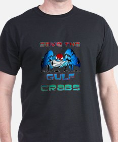 Save the GULF CRABS T-Shirt