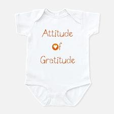 Attitude of Gratitude Infant Bodysuit