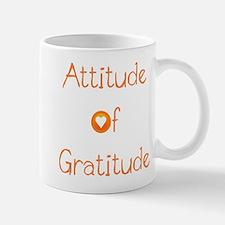 Attitude of Gratitude Mug