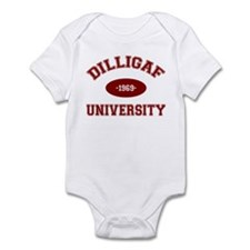 DILLIGAF University - Onesie