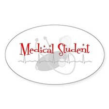 Medical Students Decal