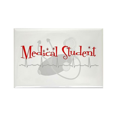 Medical Students Rectangle Magnet