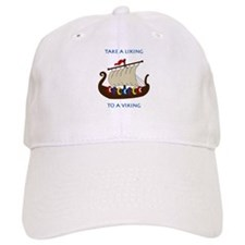 Liking Viking Baseball Cap