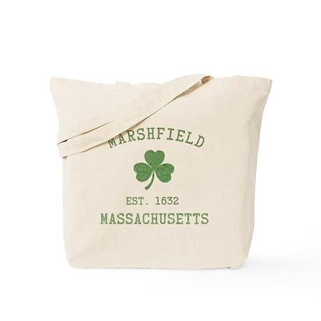 Marshfield MA Tote Bag