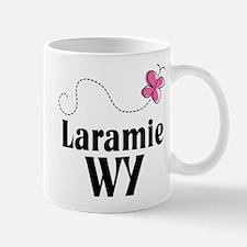 Cute Laramie Wyoming Mug