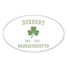 Duxbury MA Decal