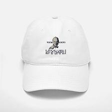 Churchill on Conservatives Baseball Baseball Cap