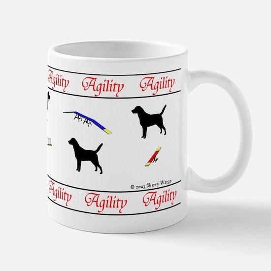 """Lab Agility""Mug"