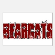 BEARCATS *16* Postcards (Package of 8)