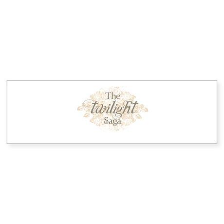 The Twilight Saga Sticker (Bumper)