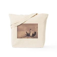 Kutenai Woman - 1910 - Tote Bag