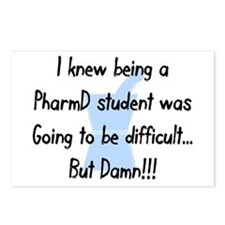 PharmD Postcards (Package of 8)