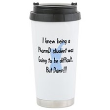 PharmD Stainless Steel Travel Mug