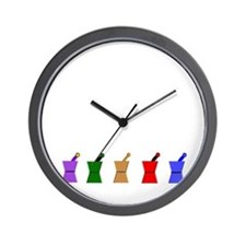 PharmD Wall Clock