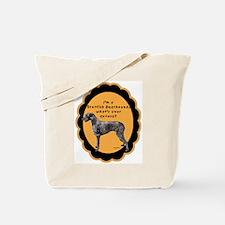 Deerhound excuse Tote Bag