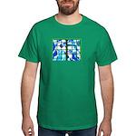 Winter Window Dark T-Shirt