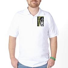 Borzoi by Dawn Secord T-Shirt
