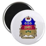 Quebec Shield 2.25