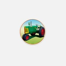 Cute Tractors Mini Button