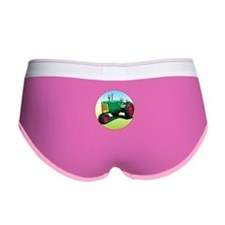 Funny Country christmas Women's Boy Brief