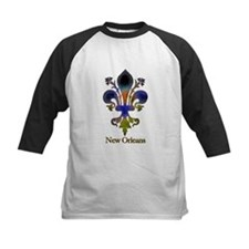 New Orleans colorful Fleur Tee