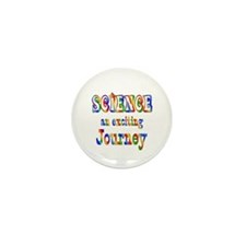 Science Mini Button (10 pack)