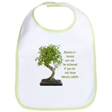 Bonsai Beauty Bib