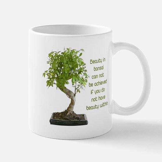 Bonsai Beauty Mug