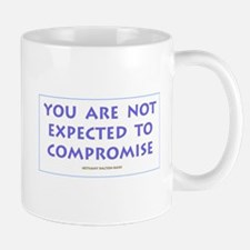 You are not expected to compr Mug