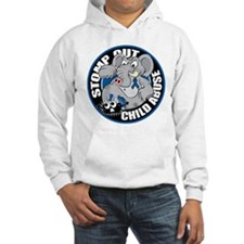 Stomp Out Child Abuse Hoodie
