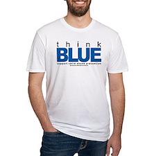 Child Abuse Think Blue Shirt
