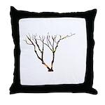NYBG Tree Throw Pillow